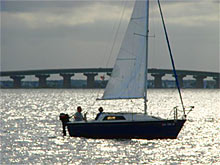 Ship Bottom causeway bridge